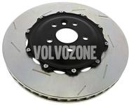 S60/V60 Polestar Front BRAKE DISC LEFT Volvo 31454286