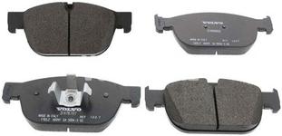 Přední brzdové destičky (345/366mm kotouč) SPA S60 III/V60 II(XC) S90 II/V90 II(XC) XC40/XC60 II/XC90 II Variant code RC01