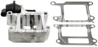 Podtlaková pumpa řízení EGR ventilu 5 válec 2.0 D3/D4/D5, 2.4D/D4/D5 P1 P3 (2009-)