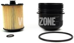 Kryt olejového filtru (filtr součástí balení) 1.5 T2/T3, 2.0 T3/T4/T5/T6/T8, 2.0 D2/D3/D4/D5/B4/B5 P1 P3 SPA (2014-) 4 válec