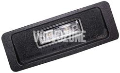 Osvětlení evidenčního čísla P1 V40 II/V40 XC