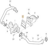 Těsnění EGR chladiče - EGR ventilu 2.0 D2/D3/D4/D5 (2014-) P1 P3 SPA