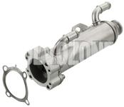 Chladič EGR 5 válec 2.4D/D5 P2 (2006-), P3 (-2009) - P2 P3 automatické převodovky