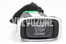 Tlačítko Start-Stop P3 (2014-) S60 II(XC)/V60(XC)/XC60 S80 II/V70 III/XC70 III, P1 V40 II(XC)