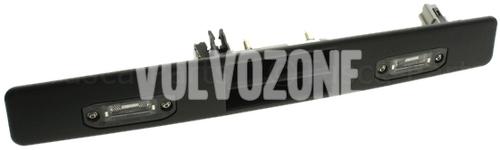Klučka zámku kufru s lištou P3 (-2011) V70 III/XC70 III samo otvírací kufr nebo Keyless