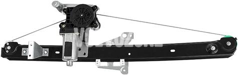 Mechanismus stahování zadního levého okna P2 XC90 s elektromotorem, strana za řidičem