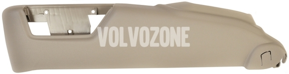 Boční kryt sedadla řidiče P2 (2005-) S60/S80/V70 II/XC70 II/XC90 el. ovládání, barva dub