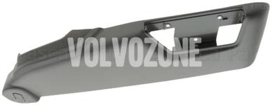 Boční kryt sedadla spolujezdce P2 (2007-) XC90 el. ovládání, barva umbra-šedá