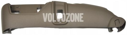 Boční kryt sedadla řidiče P2 (2007-) XC90 el. ovládání, masáž, odvětrávání, barva mocca-hnědá