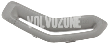 Krytka vodítka bezpečnostního pásu P2 (2006-) S60/V70 II/XC70 II strana řidiče, barva šedá