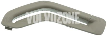 Krytka vodítka bezpečnostního pásu P2 (2006) XC90 strana řidiče, barva dub