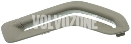 Krytka vodítka bezpečnostního pásu P2 (2006) XC90 strana spolujezdce, barva dub