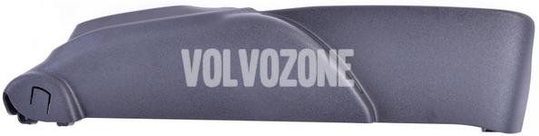Boční kryt sedadla spolujezdce P2 (2005-) S60/S80/V70 II/XC70 II/XC90 man. ovládání, barva černo-šedá