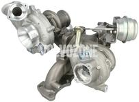 Nízkotlaké turbo 5 válec biturbo 2.4 D/D4/D5 (2009-) P3