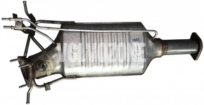 DPF filtr 2.4D/D5 P3 (2010-) S80 II/V70 III/XC70 III/XC60, S60 II/V60 AWD