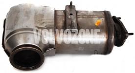 DPF filtr/katalyzátor 4 válec D2/D3/D4/D5 (2014-2018) P1 P3
