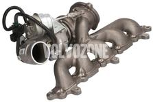 Turbo 2.5 T5 P1, 2.5T P3 (-2012) S80 II/V70 III