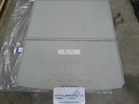 Gumová rohož do kufru 5 míst, 2 dílná SPA XC90 II - světlá