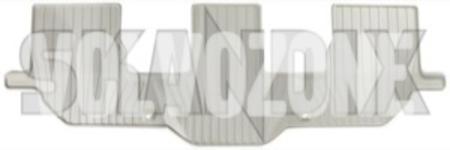 Gumová rohož 3. rad sedadiel SPA XC90 II - světlá