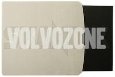 Textilní koberec do kufru s gumovým podkladem 5 míst, 1 dielny SPA XC90 II - světlá