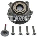 Ložisko/náboj zadního kola SPA AWD/Twin Engine S60 III/V60 II(XC) S90 II/V90 II(XC) XC60 II/XC90 II