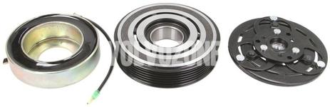 Elektromagnetická spojka kompresoru klimatizace P2 S60/S80/V70 II/XC70 II, XC90 kromě 6 válca