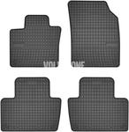 Gumové rohože SPA XC90 II - černo-šedé