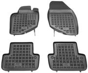Gumové rohože s vysokým okrajem P2 S60/V70 II/XC70 II - černo-šedé