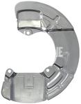 Ochranný plech předního brzdového kotouče pravý P2 S60/S80/V70 II/XC70 II, XC90 (316mm kotouč)