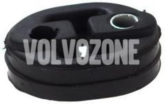 Gumový držák výfuku - střední tlumič, přední 1.6/1.8/2.0 (2000-) S40/V40