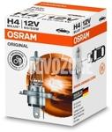 Osram H4 halogenová dvouvláknová žárovka