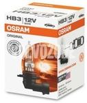 Osram HB3 halogenová žárovka