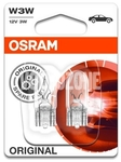 Osram W3W žárovka 2ks