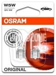 Osram W5W signalizační žárovka 2ks