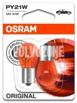 Osram PY21W signalizační žárovka 2ks