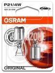 Osram P21/4W signalizační žárovka 2ks