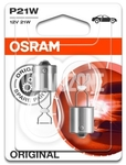 Osram P21W signalizační žárovka 2ks