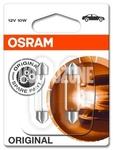 Osram C10W 41mm sufitová signalizační žárovka 2ks