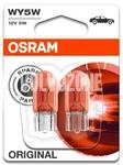 Osram WY5W signalizační žárovka 2ks