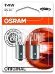 Osram T4W signalizační žárovka 2ks