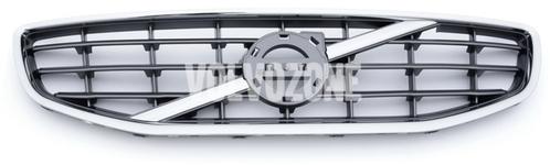 Mřížka chladiče P3 (-2013) S60 II/V60 bez emblému