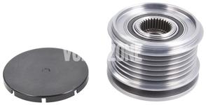 Volnoběžka alternátoru 150A P1 (-2010) 1.6D/2.0D C30/C70 II/S40 II/V50